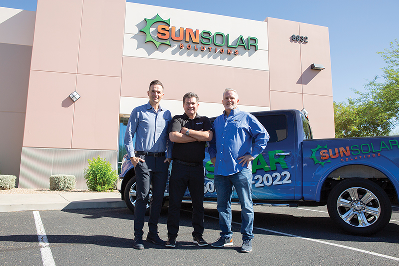 Sunsolar Solutions Ownership